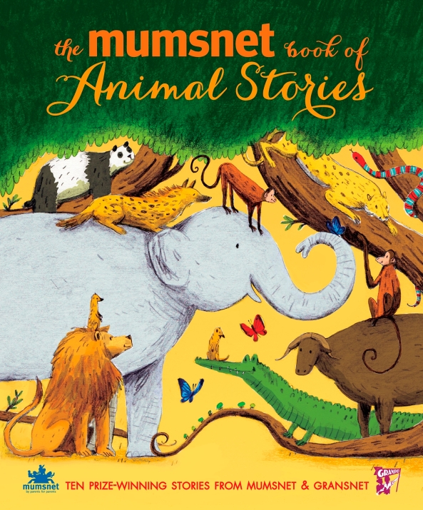 Mumsnet Book of Animal Stories front cover