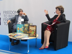 """Picture books are like works of art, they can be poured over, paused over, thought about and revisited."" Anthony Browne"