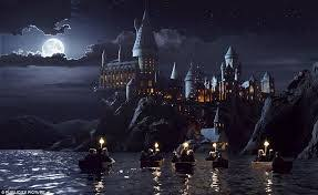 Harry Potter landscape